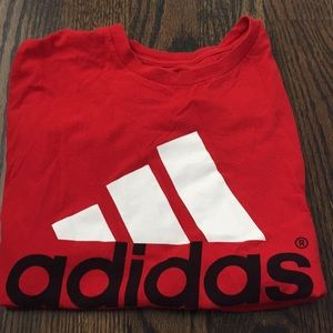 Adidas men's muscle tee